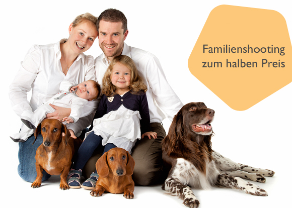 Familienshooting bei lumiere in Butzbach