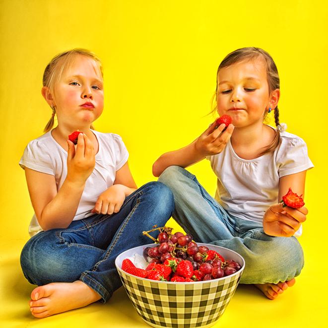 Süsse Früchte im Studio lumière-fotografie am 2. Juni