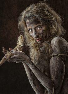 reptilien portrait